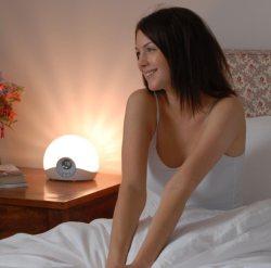 Lumie Bodyclock STARTER 30 Wake-up Light Alarm Clock