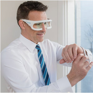Re-Timer SAD Light Therapy Glasses