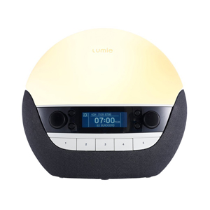 Lumie Bodyclock Luxe 700 - Wake-up Light with Bluetooth Audio