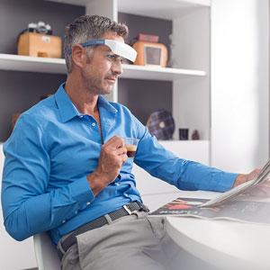 Luminette 2 SAD Light Therapy Glasses
