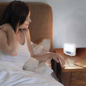 Lumie Zest Portable SAD Lamp