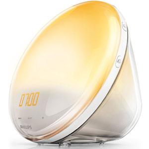Philips HF3531/01 Wake-up Light Alarm Clock