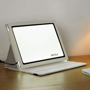 MiniSun Modern Portable Compact Energy Saving LED SAD Light