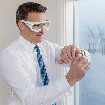 ReTimer SAD Light Therapy Glasses